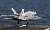 US Navy: Iran Endangering International Navigation in Gulf