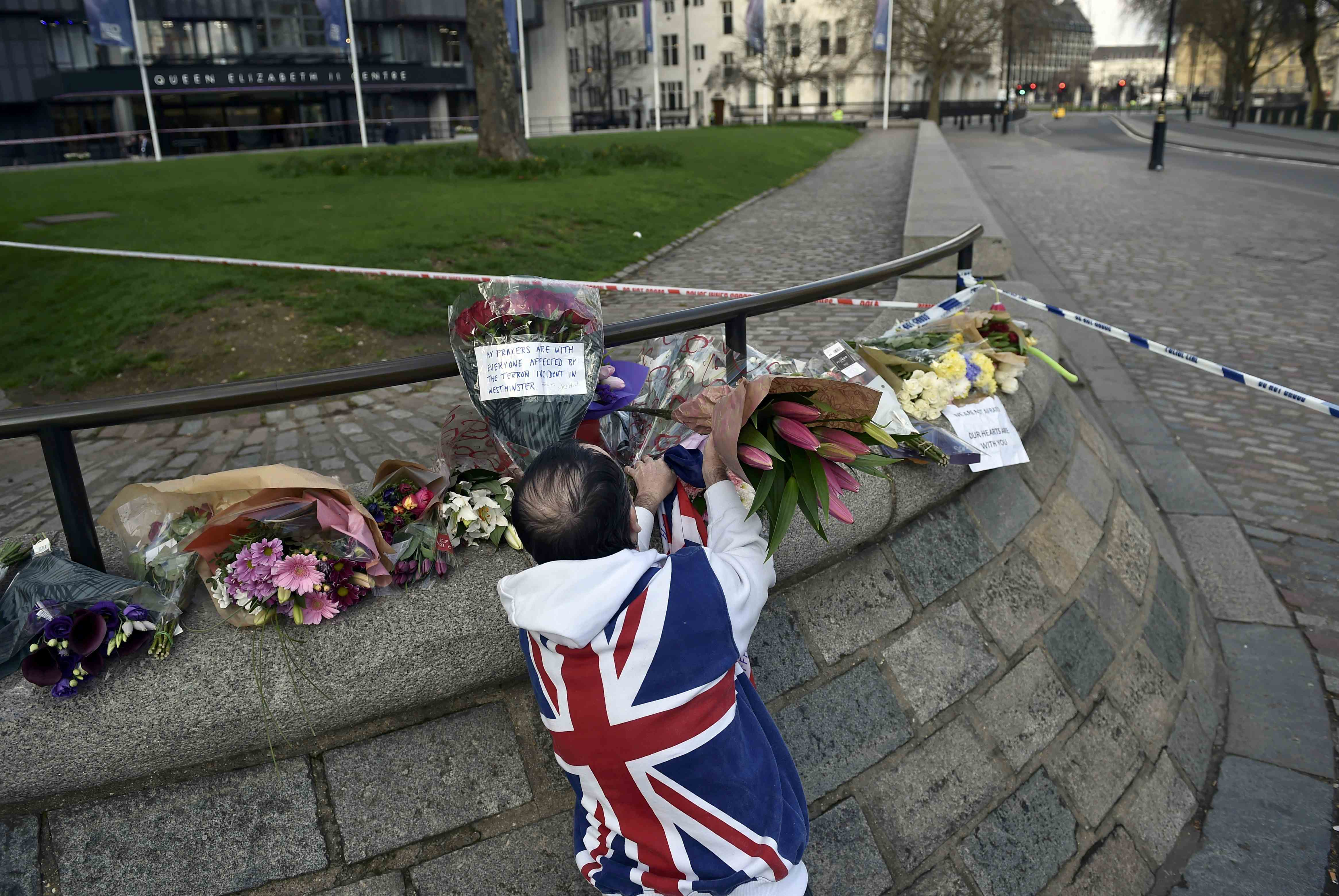 London Terror Attack Gives Glimpse of Ongoing Terror Threat to UK