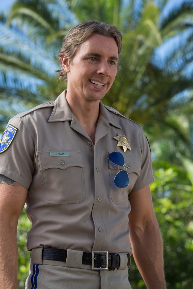 "Dax Shepard as Jon in Warner Bros. Pictures' action comedy ""CHiPS."