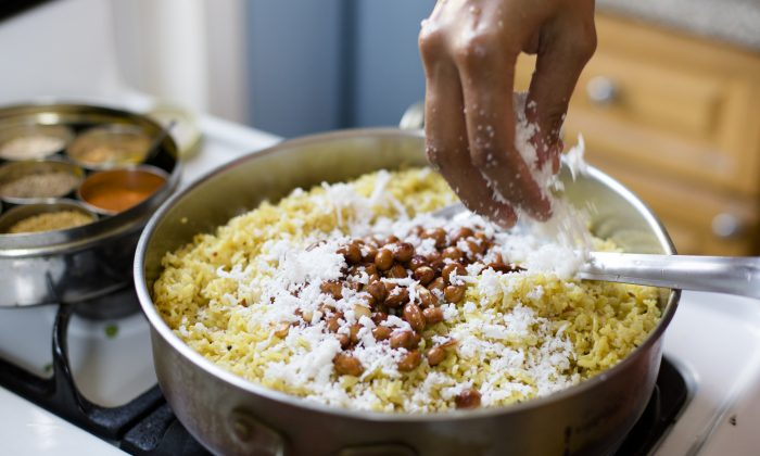 A Family Legacy: Vibrant South Indian Recipes From Cookbook Author Chitra Agrawal