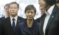 South Korea Charges Ousted Leader Park With Bribery