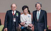 Outgoing Chinese Politburo Member Zhang Dejiang Reiterates Hardline Stance on Hong Kong