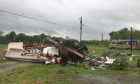 Two People Killed in Louisiana Mobile Home Hit by Tornado
