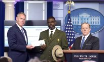 Trump Donates First 3 Months of Salary to Park Service