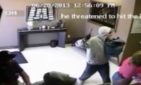 Jewelry Store Owner Takes out Robber