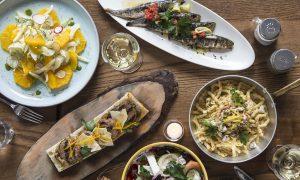 A Love Letter to Sicily at Piccola Cucina Estiatorio