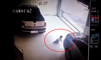 Baby Caught Underneath Parents' Car but Is Unharmed