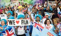 : Fiji's Victory Sets Hong Kong Alight