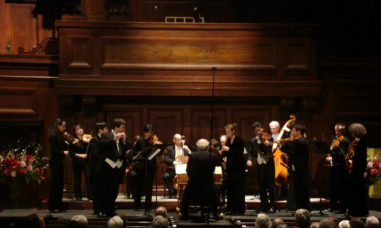 A Chance to Hear Bach Alongside His Contemporaries