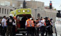 Palestinian Man Fatally Stabs British Woman on Jerusalem Train
