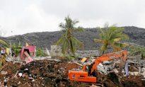 Sri Lanka Rubbish Dump Landslide Death Toll Rises to 19