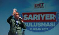 Erdogan Makes Final Push Before Vote on Presidential Powers