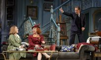 Theater Review: 'Present Laughter'