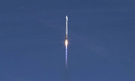 Multicolored Clouds Created by NASA Rocket Will Soon Drift Overhead