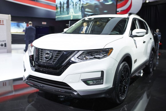 Nissan Rogue (Courtesy of Nissan Canada)