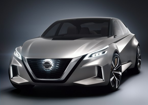 Nissan VMotion concept (Courtesy of Nissan Canada)