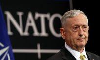 Defense Secretary Mattis Slams Iran, Says Will Overcome Influence