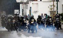 Venezuelan Protests Against Socialist Leader Leave 2 Students Dead