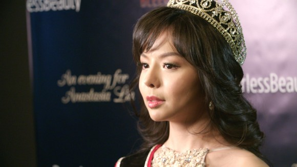 (Anastasia Lin: The Crown)