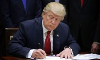 President Trump Signs Veterans Accountability and Whistleblower Protection Act