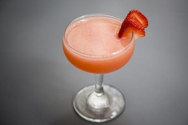 The O Sweet Spontaneous cocktail. (Samira Bouaou/The Epoch Times)