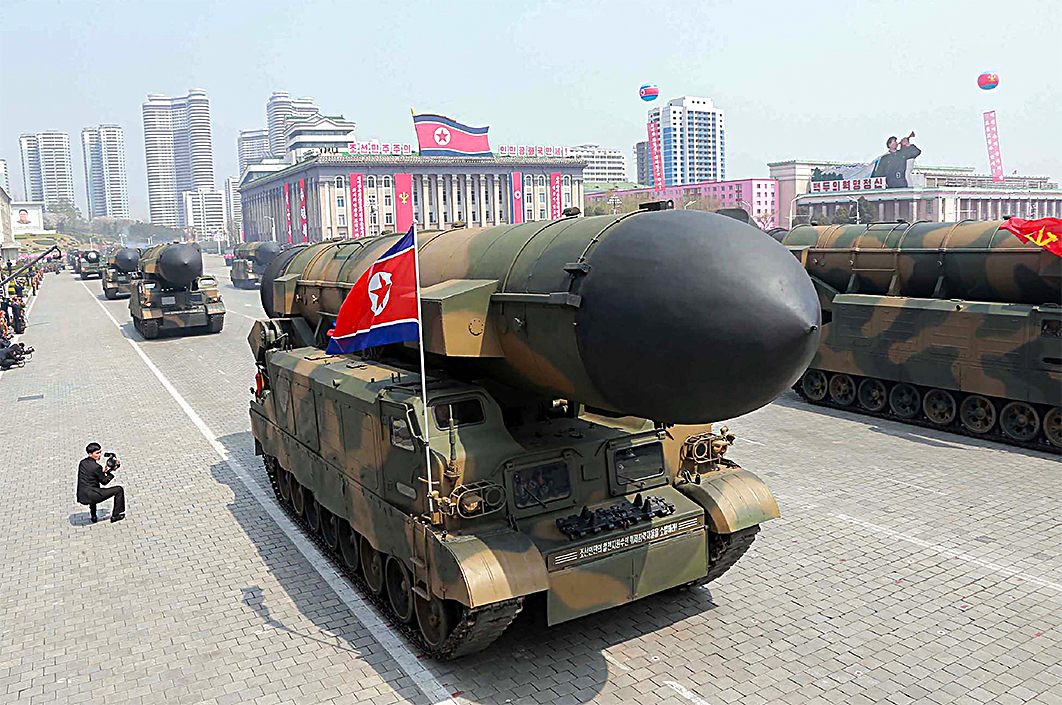 North Korean Media Denounces China Over Nuclear Warnings
