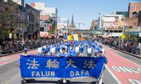 18th Anniversary of Falun Gong's Historic Appeal in Beijing Commemorated in Ottawa