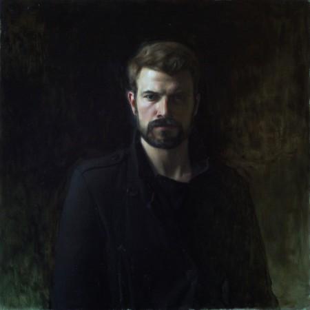 Self-portrait by Edmond Rochat. (Edmond Rochat)