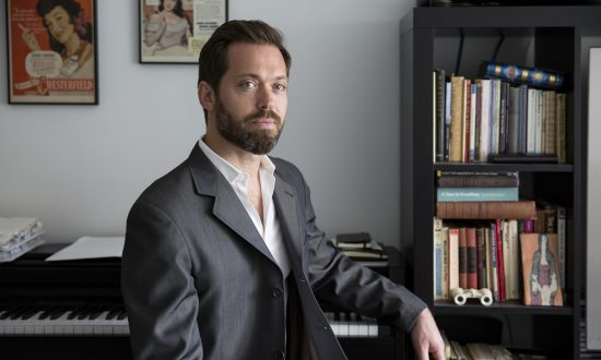 Baritone Darren Chase: Classics Provide Endless Inspiration