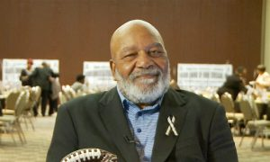 Legendary Football Player Jim Brown, 81, Still Giving to Community With Amer-I-Can Program