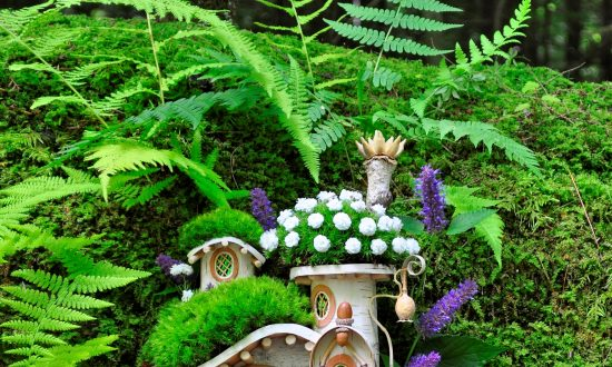 Fairy Houses as Environmental Art