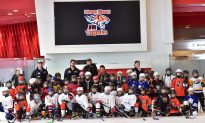 Easter Camp Energizes Skaters