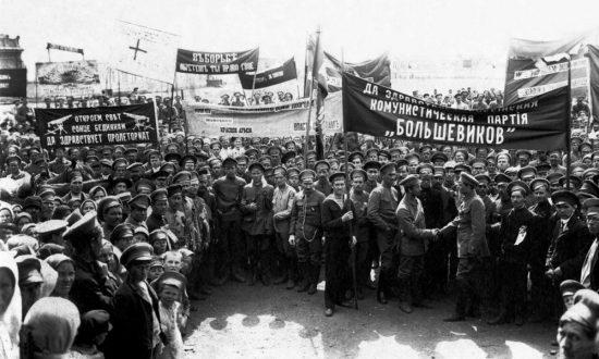 The Horrors of 'War Communism'