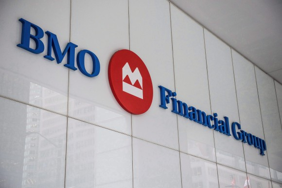 The Bank of Montreal plans to issue $2 billion in residential mortgage-backed securities in April. (The Canadian Press/Aaron Vincent Elkaim)