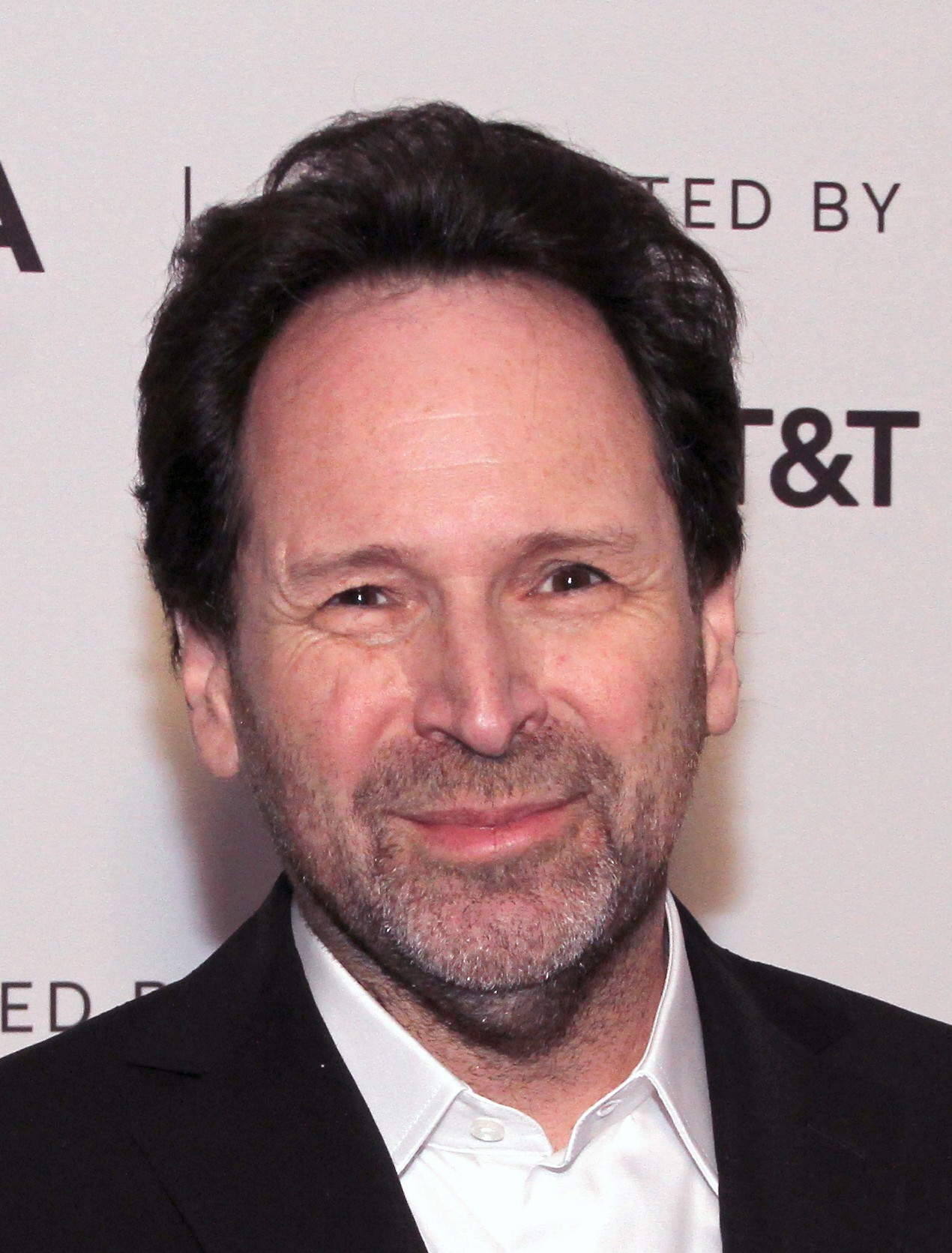 "Barry Avrich, director of ""Blurred Lines: Inside the Art World,"" at the 2017 Tribeca Film Festival in New York on April 23.  (Donna Ward/Getty Images for Tribeca Film Festival)"