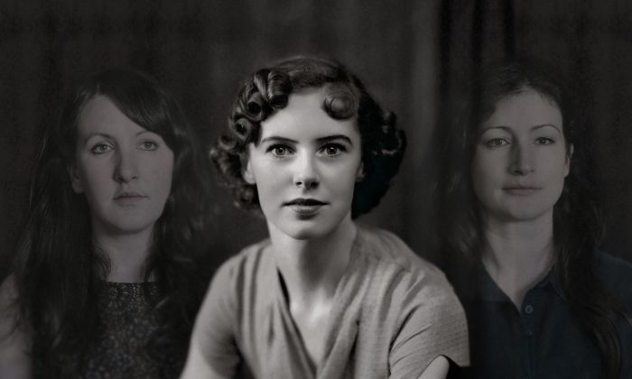 The Unthank sisters and Molly Drake (centre). (The Unthanks)