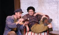 Theater Review: 'The Roundabout': Revived British Parlor-Comedy Is Simply Outdated