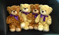 Estonian Police to Carry Teddy Bears