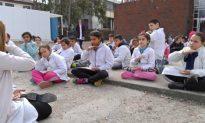 Schoolteacher: Meditation Turned My Rowdy Children Into Model Students