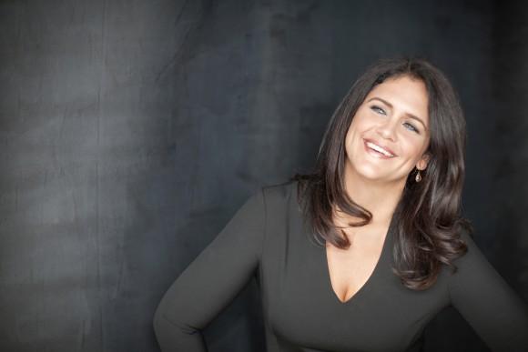 American soprano Keri Alkema (Dario Acosta)