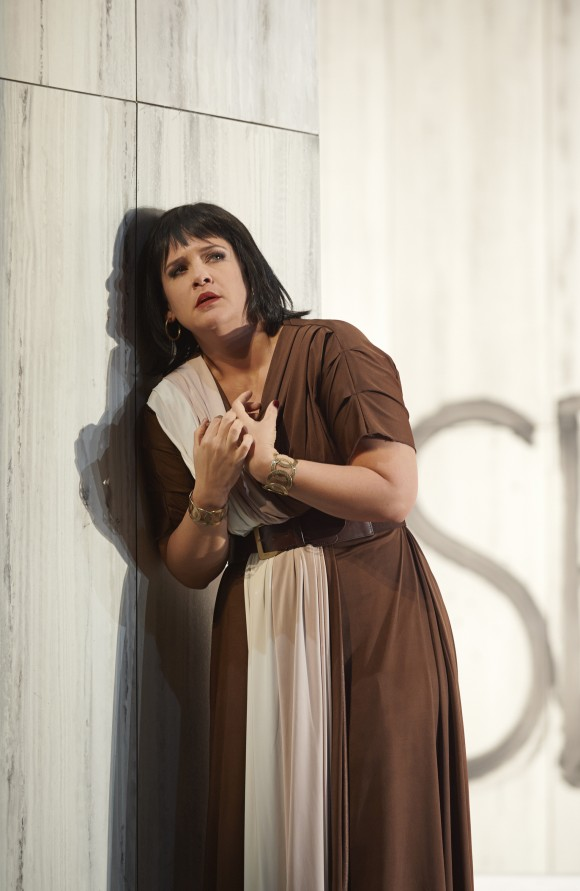 "Keri Alkema as Vitellia in the Canadian Opera Company's production of ""La clemenza di Tito,"" 2013. (Michael Cooper)"