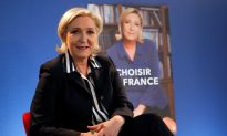 Le Pen Says Best Placed to Face 'New World' of Trump, Putin