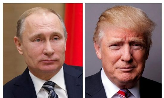 Putin Thanks Trump for CIA Tip-Off to Russia to Prevent Church Terrorist Attack