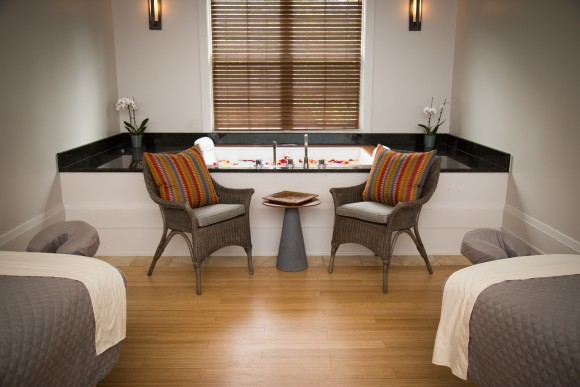 The spa at Emerson Resort and Spa. (Courtesy Emerson Resort and Spa)