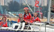 Two Races, Three Results in Victoria Harbour Events