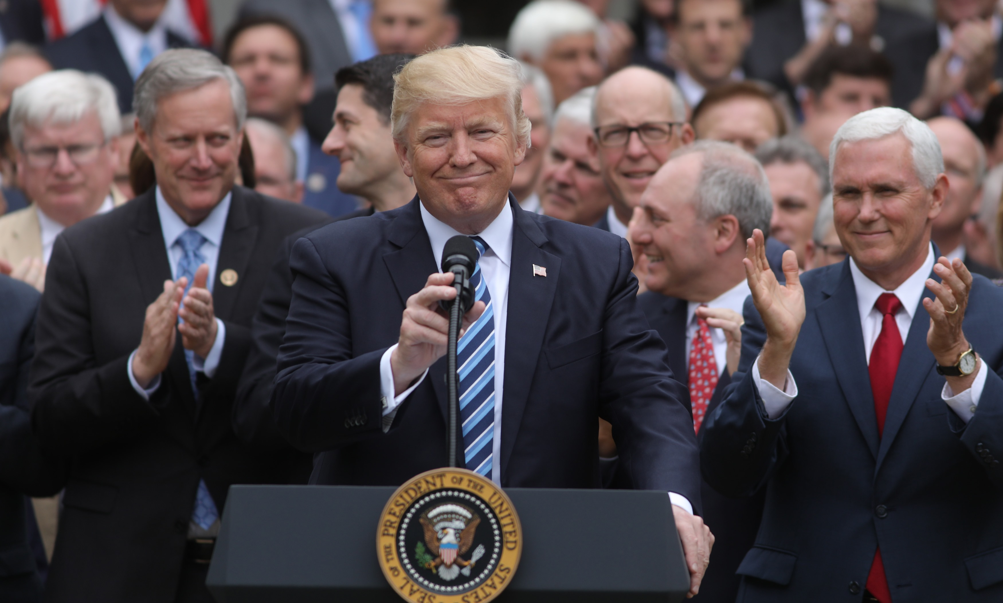 Trump Does Not Think US Should Copy Australia's Health System