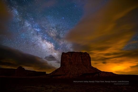 Monument Valley Navajo Tribal Park. (Courtesy of Gavin Heffernan and Harun Mehmedinović)