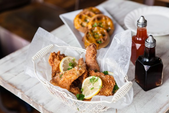 Root & Bone's fried chicken. (Courtesy of Root & Bone)