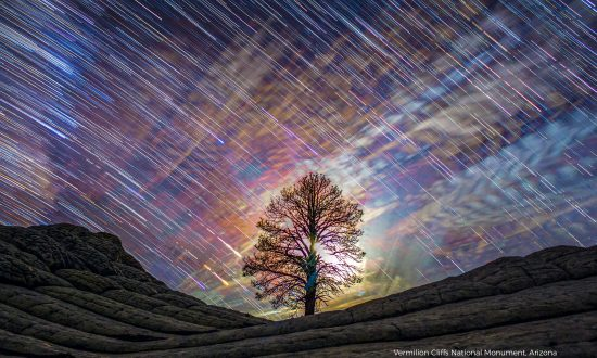 Starry Sky Beauty Disappearing in Light Pollution