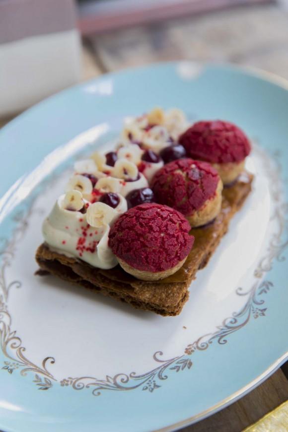 Bien Cuit's Mother's Day pastry. (Courtesy of Bien Cuit)